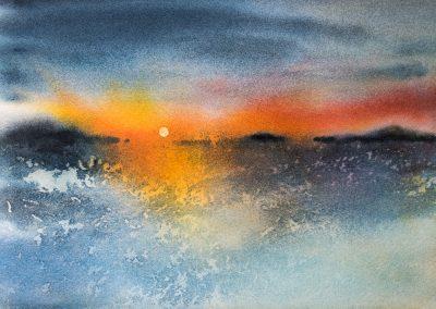 Sunrise 2 (SOLD)