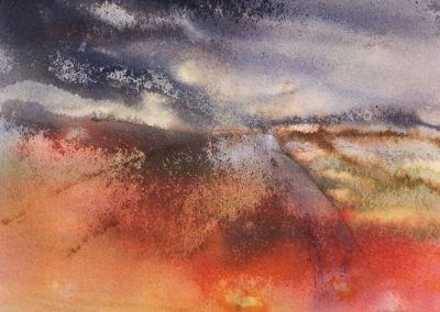 Road to Lochsgiport, South Uist (SOLD)