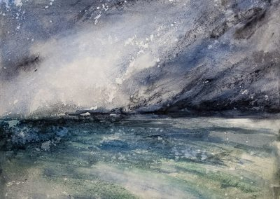 Hebridean Seascape 1 (SOLD)