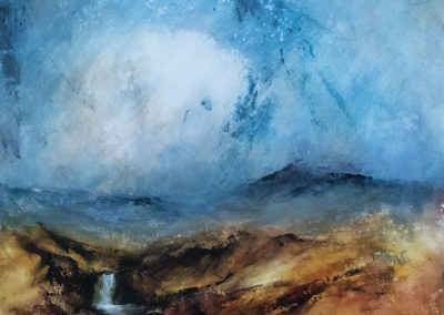 Hebrides Impressions 7 (not currently for sale)