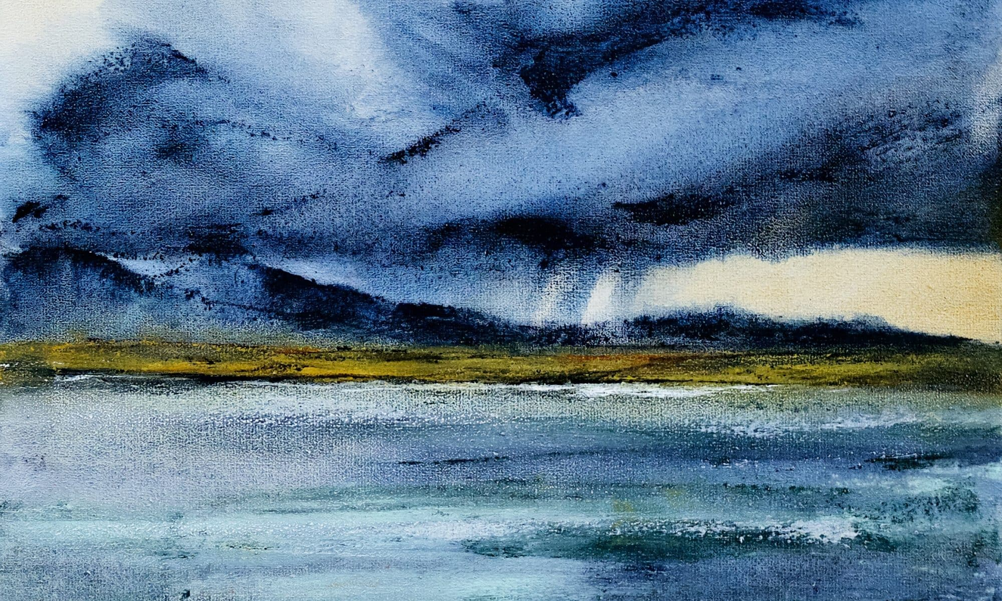 Rhod Evans Art